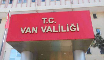 Van Valiliği'nden Van'daki göçmenlerle ilgili açıklama