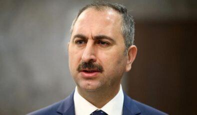 Adalet Bakanı Gül: Yargıyı yargıya bırakın işini yapsın