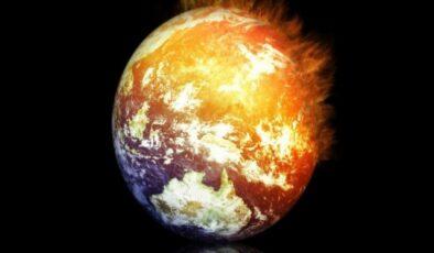 Dünya Meteoroloji Örgütü'nden sıcaklık uyarısı!