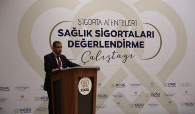 """Koru Sağlık Grubu Başkanı Prof. Dr. Hasan Biri:  """"Veri Güvenliği Hasta Güvenliği Kadar Önemli!"""""""