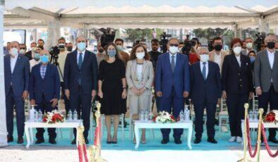 Kayseri Büyükşehir'den iki proje temelli açılış