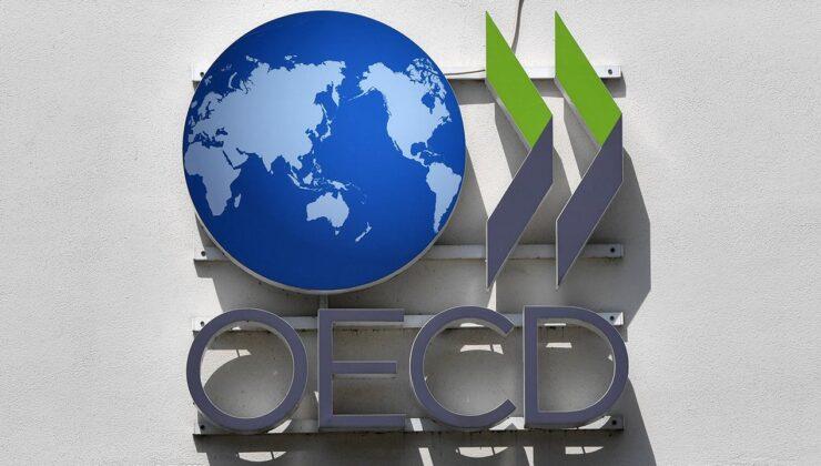 OECD, Türkiye'nin 2021 yılı büyüme beklentisini arttırdı