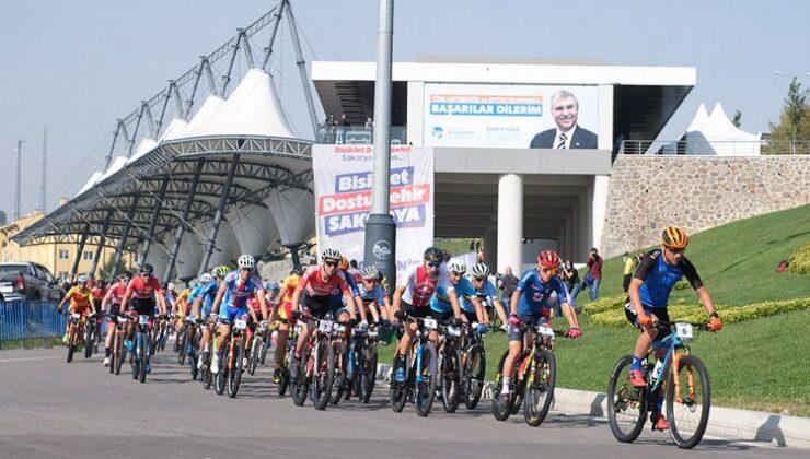 Türkiye'de bir ilk: Sakarya Bisiklet Şehri oldu