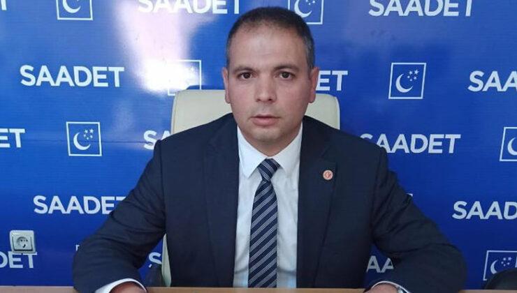Saadet Partisi Van İl Başkanı İlhan: Van cezalandırılıyor